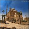 Imposantes Bauwerk – Alabaster Moschee in Kairo